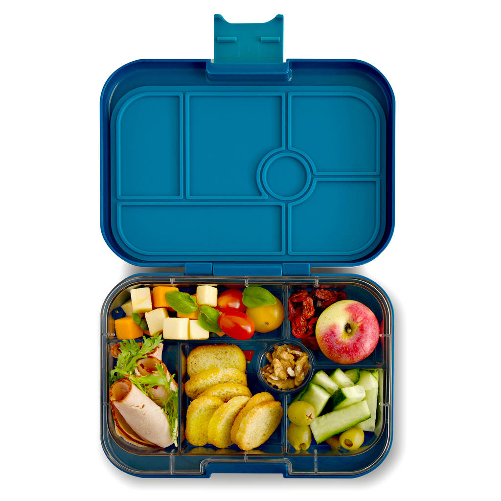 New Colours Yumbox Classic Bento Lunchbox For Children