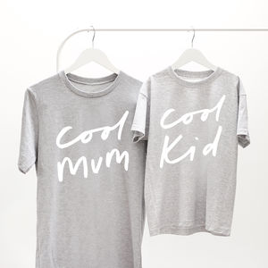 Cool Family T Shirt Set - mother's day gifts