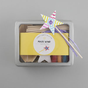 Magic Wand Craft Party Kit - wedding day activities