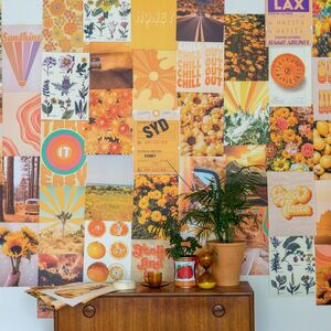 Mellow Sunshine Collage Kit