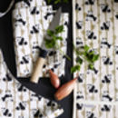 Panda And Bamboo Oven Gloves