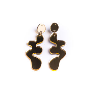 Henri Earrings - earrings
