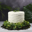 Light Up Foliage Cake Stand / Door Wreath