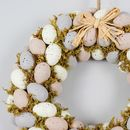 Speckled Egg Easter Wreath
