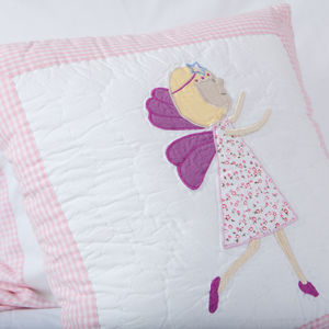 Fairy Cushion - children's cushions