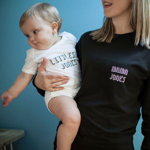 Mummy And Me, Littlest Set - women's fashion