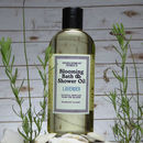 Lavender Blooming Bath And Shower Oil