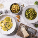 Vegetarian Fresh Pasta For Two: Ten Week Subscription