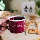 Personalised Engraved Mug