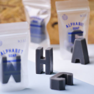 Alphabet Soap - view all new