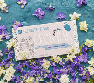 Confetti Growbar - engagement gifts