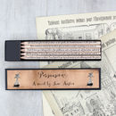 Persuasion Jane Austen Gift Pencils