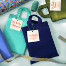 Twisted Twee cotton gift bag