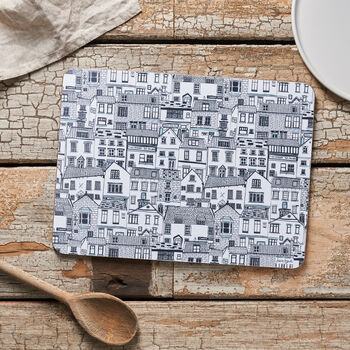 House Illustration Placemat