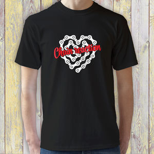 Chain Reaction Cycling T Shirt