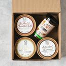 Cheese And Date Ale Chutney Gift Box