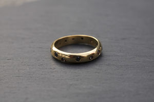 Fairtrade Gold Wedding Band - wedding fashion