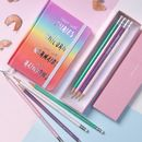 Notebook And Pencil Personalised Gift Set