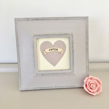 Cwtch Framed Picture