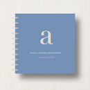 Personalised Alphabet Small Notebook