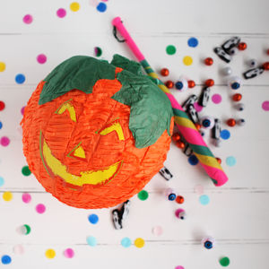Halloween Pumpkin Party Piñata