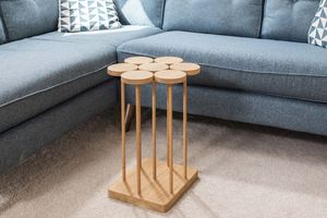 Hope Oak Side Table - side tables