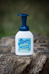 Magically Foaming Hand And Face Wash - bathtime