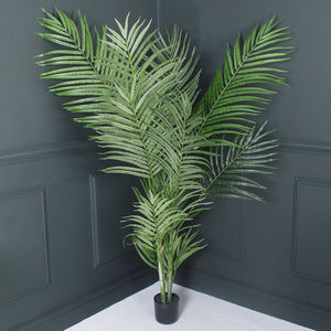 Faux Areca Palm Tree - home accessories