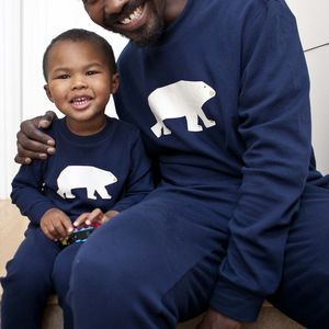 Dad And Child Matching Set - men's fashion