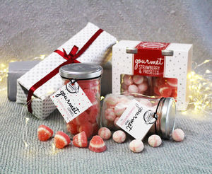 Strawberry And Prosecco Gift Pack