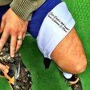 Personalised Dads Message Sports Socks