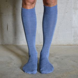 Long Alpaca Socks - women's fashion