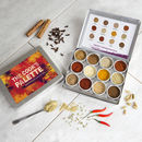 Personalised Indian Spice Powder Collection