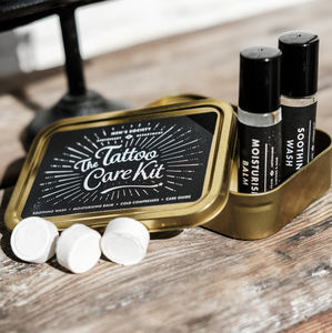 Tattoo Care Set - winter sale