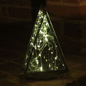 3D LED Glass Tree