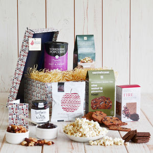 Vegan Delights Gift Hamper