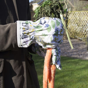 Personalised Gardening Gloves - hats, scarves & gloves