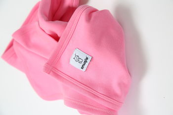 Snuglo™ Supersoft, Candy Pink Baby Blanket