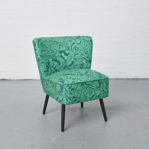 Botanical Cocktail Chair - armchairs