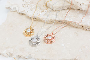 Synergy Necklace - necklaces & pendants