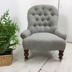 Victorian Iron Back - armchairs