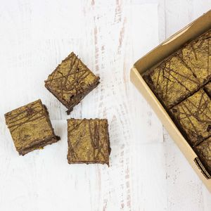 Vegan And Gluten Free Brownie Box