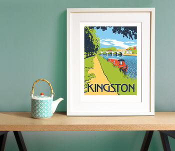 Kingston Screen Print