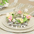 Spring Meadow Easter Table Candle Holder