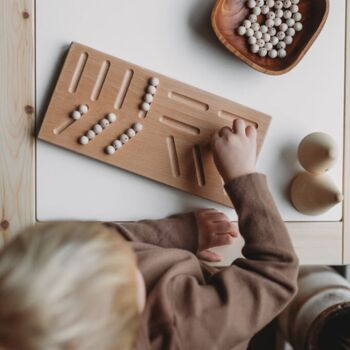 Wooden Pre Writing Tracing Boards