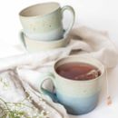 Handmade Speckled Ceramic Mug