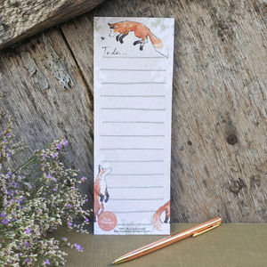 Fox Magnetic To Do List