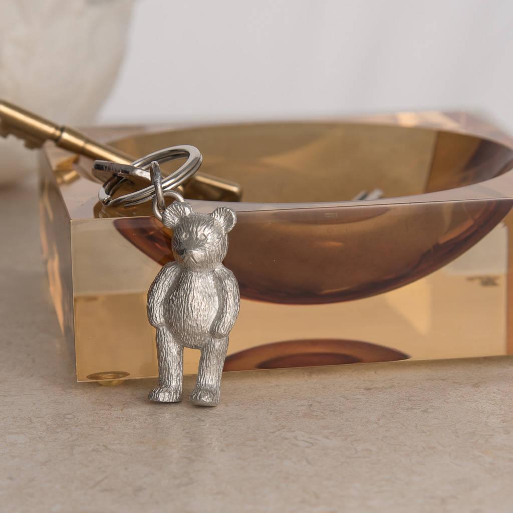 Bear Key Ring
