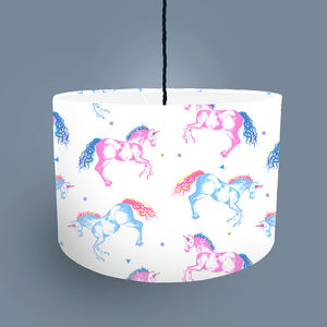 Unicorn Lampshade - lighting