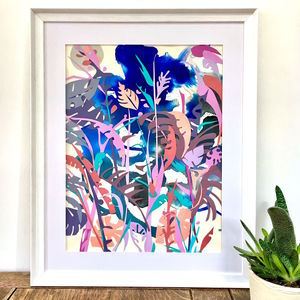 Limited Edition 'A Lasting Calm' Giclée Print - modern & abstract